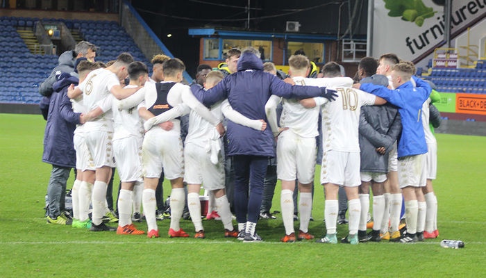 FA YOUTH CUP: BURNLEY 1-0 LEEDS UNITED