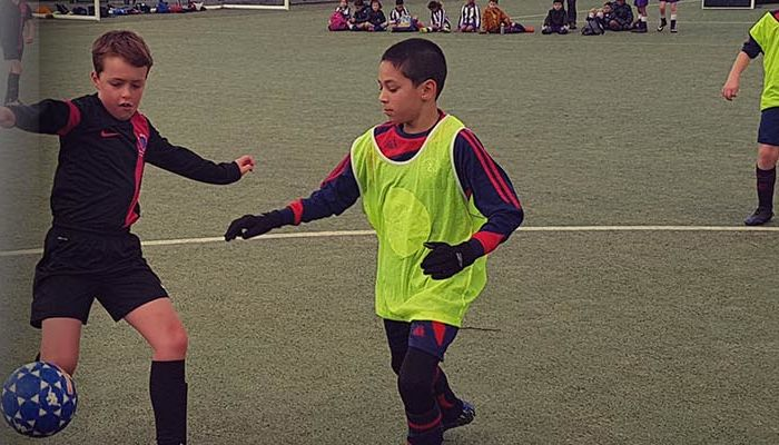 WHITES FOUNDATION HOLD EFL KIDS CUP