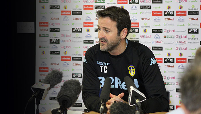 WATCH: THOMAS CHRISTIANSEN ON BARNSLEY