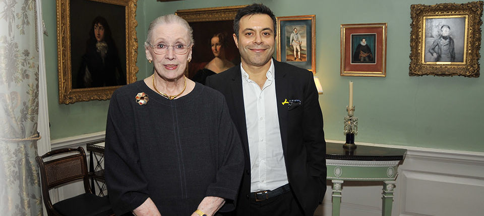 THE DOWAGER COUNTESS OF HAREWOOD NAMED HONORARY PRESIDENT