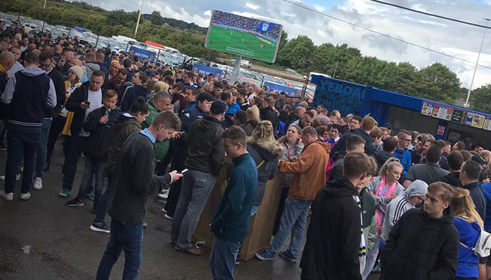 MIDDLESBROUGH: JOIN US IN THE FAN ZONES