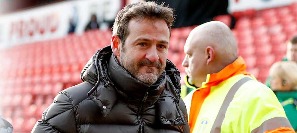 THOMAS CHRISTIANSEN: I AM VERY SATISFIED