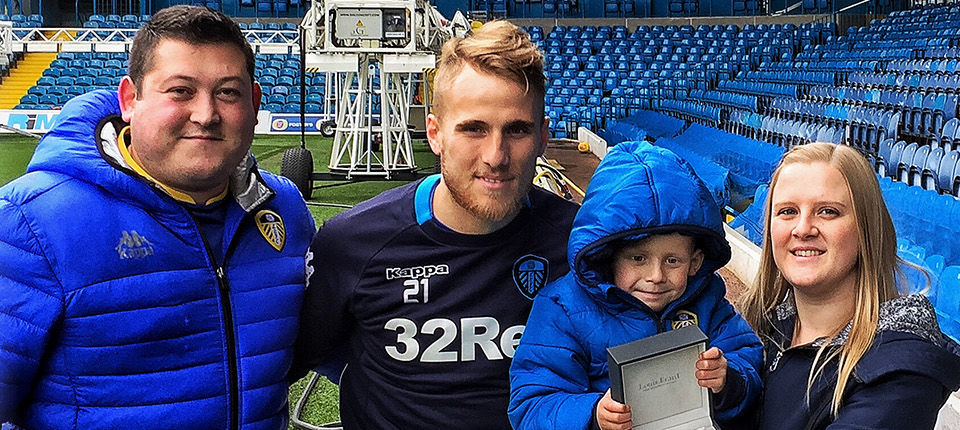 LOUIS ERARD: SAIZ NAMED PLAYER OF THE MONTH