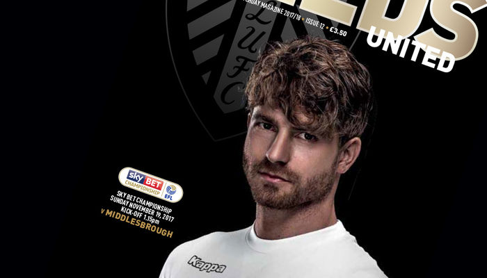 MIDDLESBROUGH: YOUR MATCHDAY PROGRAMME