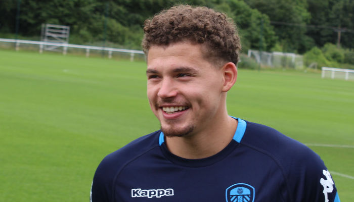 WATCH: KALVIN PHILLIPS PRESS CONFERENCE