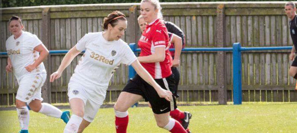 LEEDS UNITED LADIES Q&A: JEMMA WHITE