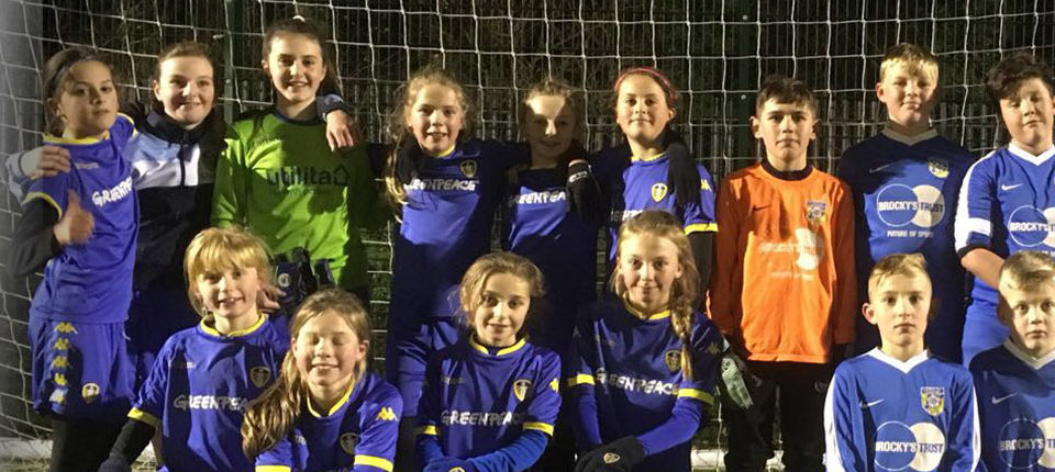 FOUNDATION GIRLS FACE FRICKLEY ATHLETIC IN DEVELOPMENT GAME