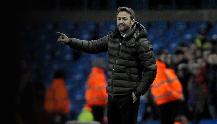 THOMAS CHRISTIANSEN: I'M PROUD OF THE WHOLE TEAM