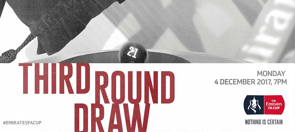 FA CUP: THIRD ROUND DRAW