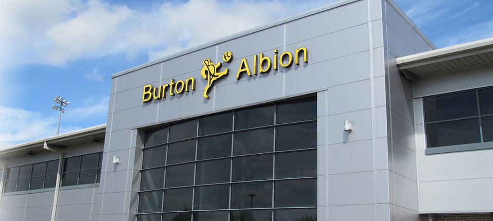 TICKETS: BURTON ALBION (A)