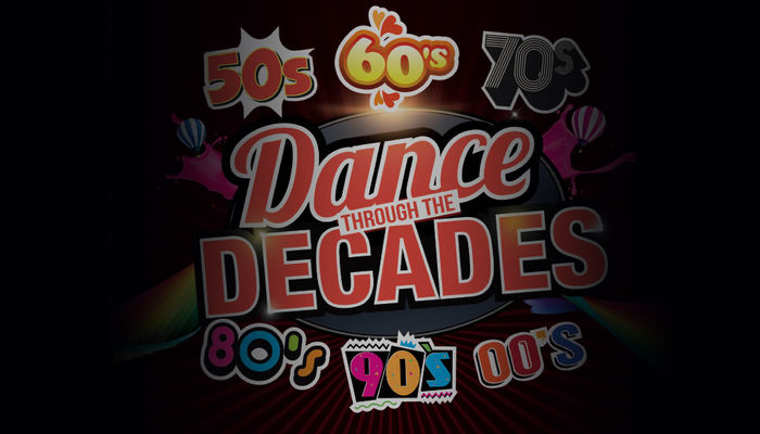EVENT: DANCE THROUGH THE DECADES