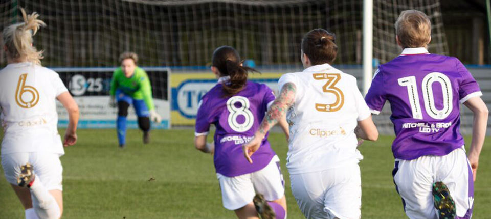 BRIDIE HANNON MAKES LEEDS UNITED LADIES RETURN