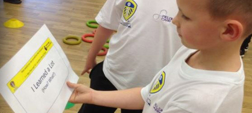 PRIMARY STARS PROGRAMME ENGAGES WITH LOCAL SCHOOL