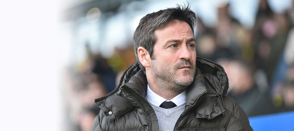 THOMAS CHRISTIANSEN: WE HAVE TO CONTINUE