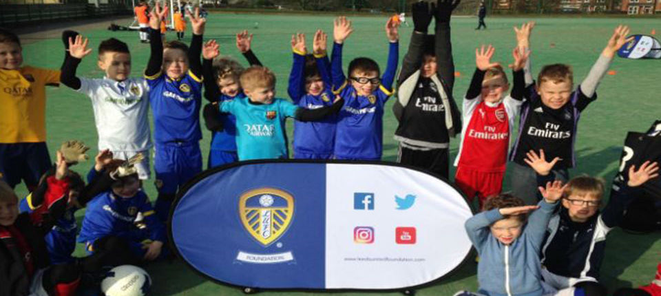 WHITES SOCCER SCHOOLS FOR YOUNG FANS!