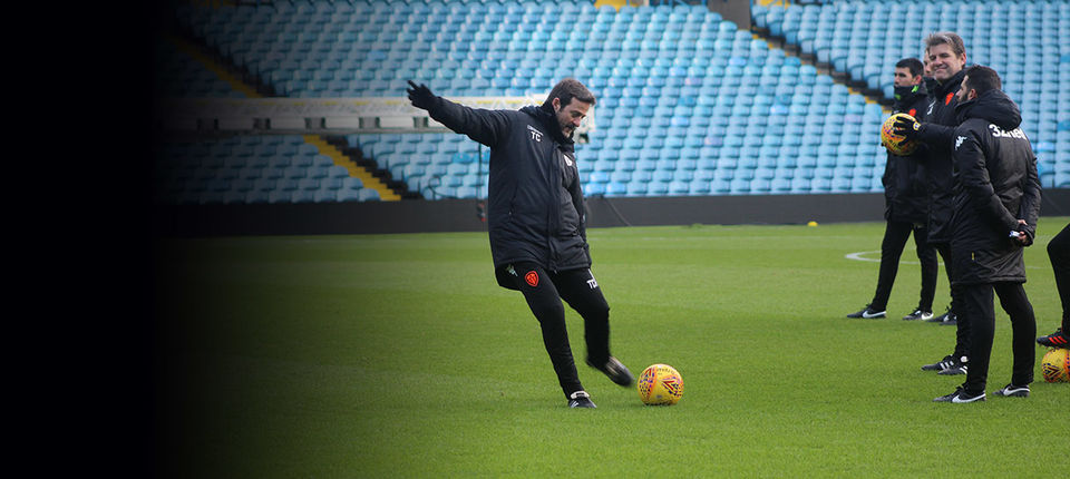 THOMAS CHRISTIANSEN: I HOPE MANY SUPPORTERS WILL COME AND BUY A SCARF