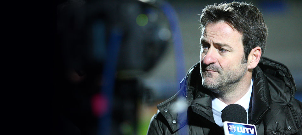 THOMAS CHRISTIANSEN: WE HAVE TO PICK OURSELVES UP