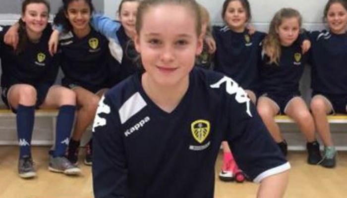 FOUNDATION YOUNGSTER HOPES FOR ENGLAND SUCCESS