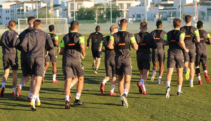 SPAIN TRAINING CAMP: DAY TWO