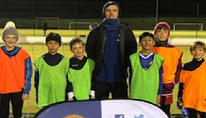 YOUNGSTERS ENJOY FOUNDATION SKILLS CENTRES