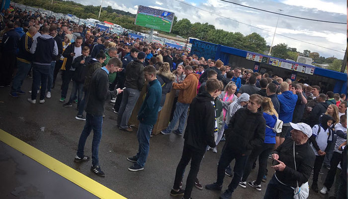 MILLWALL: JOIN US IN THE FAN ZONES