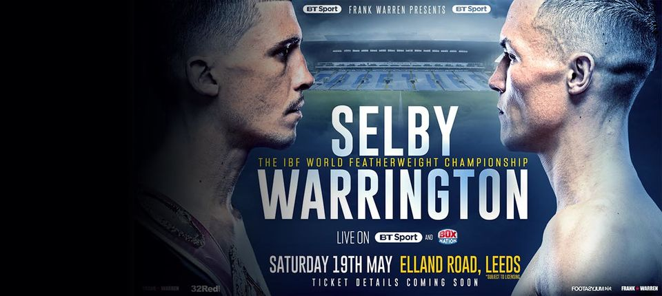 Image result for Lee Selby vs Josh Warrington live