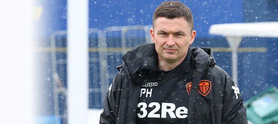 PAUL HECKINGBOTTOM: THIS IS THE DEFINING MONTH