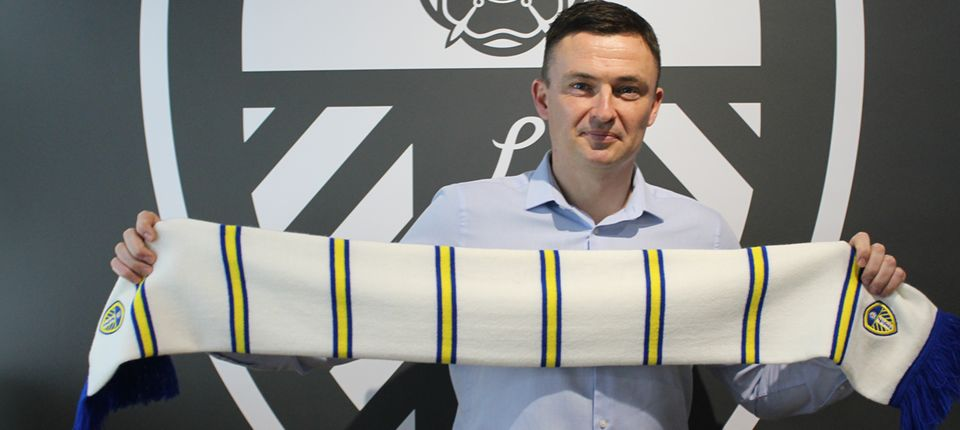 PAUL HECKINGBOTTOM APPOINTED HEAD COACH