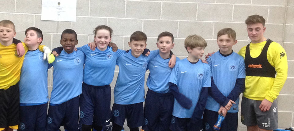 LEEDS PUPILS VICTORIOUS IN ROAD TO WEMBLEY FINAL