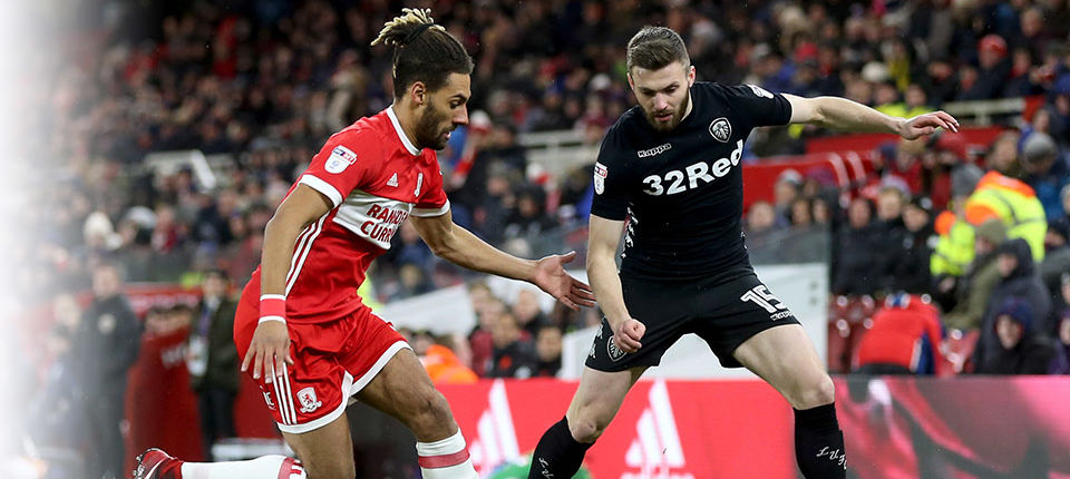 REPORT: MIDDLESBROUGH 3-0 LEEDS UNITED