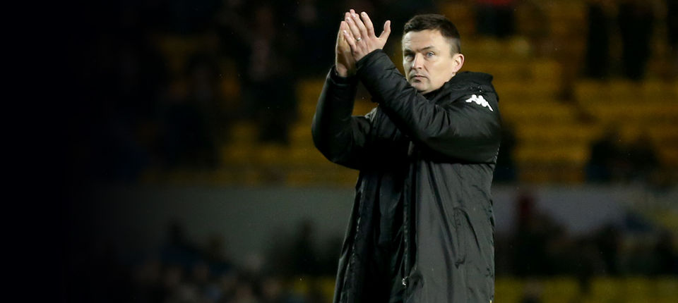 PAUL HECKINGBOTTOM: THE FANS PLAYED A BIG PART