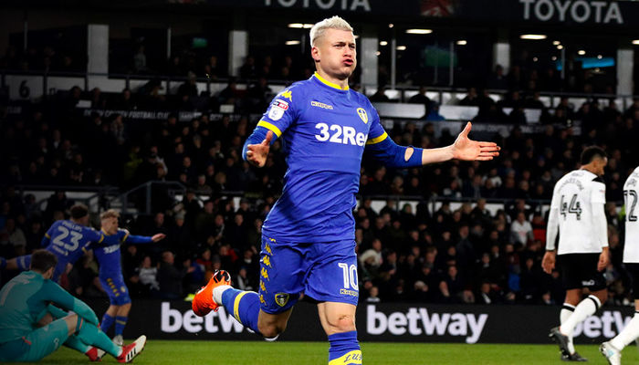 REPORT: DERBY COUNTY 2-2 LEEDS UNITED