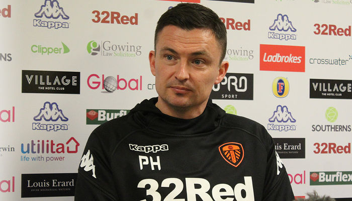 WATCH: PAUL HECKINGBOTTOM ON DERBY COUNTY