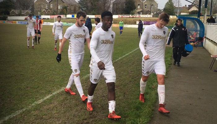 U23 REPORT: SHEFFIELD UNITED 1-1 LEEDS UNITED