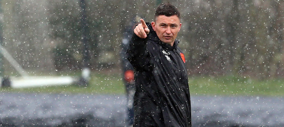 PAUL HECKINGBOTTOM: IT IS GOING TO BE TOUGH