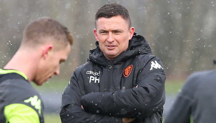 WATCH: PAUL HECKINGBOTTOM ON BRENTFORD