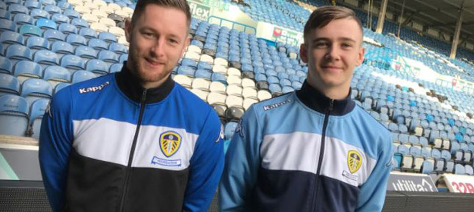BTEC COURSES AVAILABLE AT THE LEEDS UNITED FOUNDATION