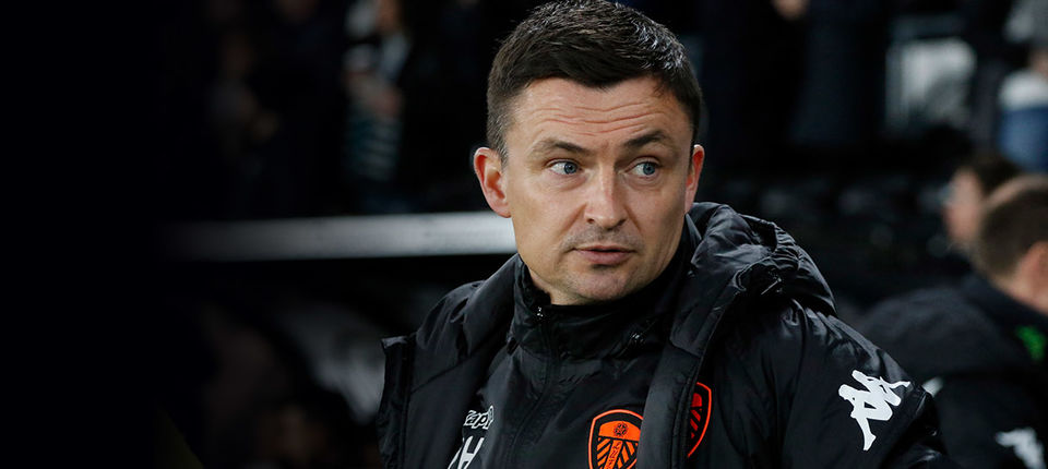 PAUL HECKINGBOTTOM: WE HAVE TO BE CLINICAL