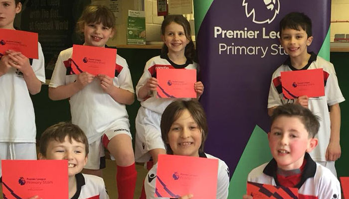 LEEDS SCHOOLS BENEFIT FROM PREMIER LEAGUE PROGRAMME