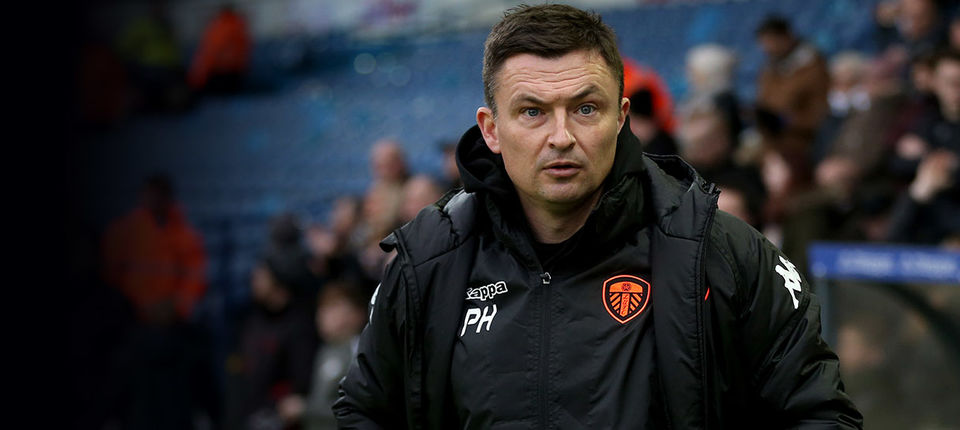 PAUL HECKINGBOTTOM: WE ARE DISAPPONTED WITH THE GOALS