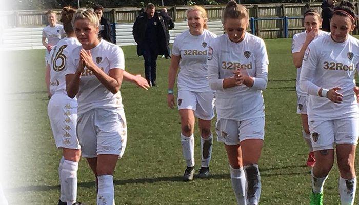 LADIES REPORT: LEEDS UNITED 1-0 NEWCASTLE UNITED