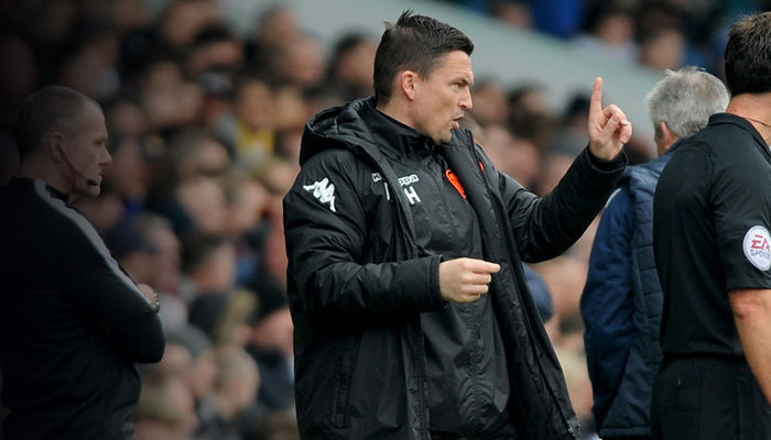 PAUL HECKINGBOTTOM: A DESERVED WIN