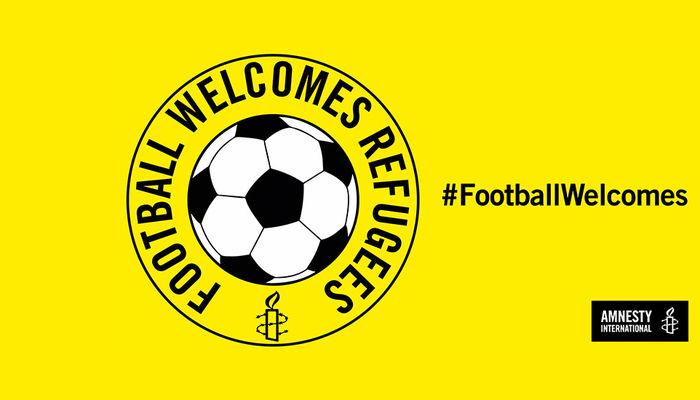 LUFC SUPPORT AMNESTY INTERNATIONAL'S FOOTBALL WELCOMES WEEKEND