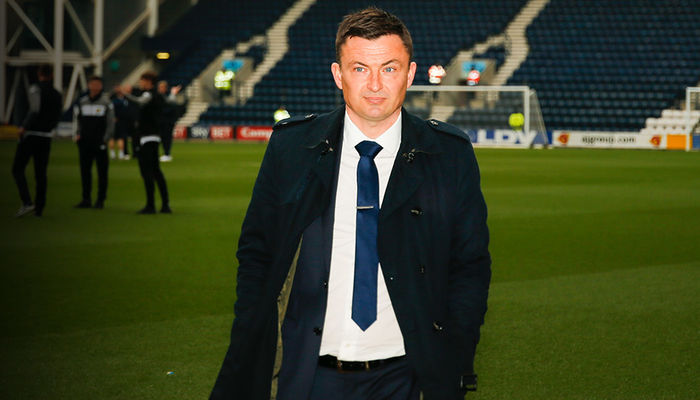 PAUL HECKINGBOTTOM: EVERYONE HAS TO STAND UP