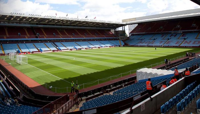 TICKETS: UPDATE ASTON VILLA (A)