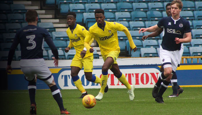 U23 REPORT: MILLWALL 2-0 LEEDS UNITED