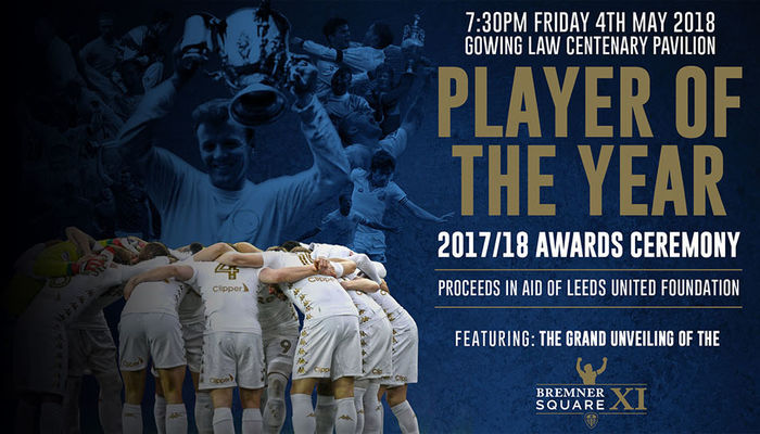 CAST YOUR VOTE FOR THE PLAYER OF THE YEAR AWARDS