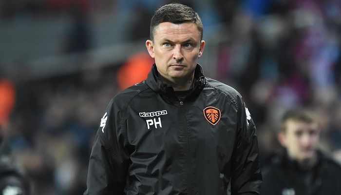 PAUL HECKINGBOTTOM: EVERYONE WILL BE UP FOR IT