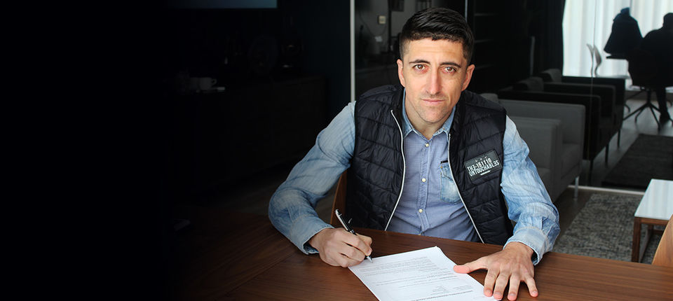 PABLO HERNANDEZ SIGNS NEW TWO YEAR CONTRACT