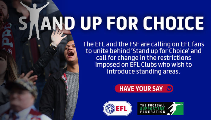 EFL: STAND UP FOR CHOICE